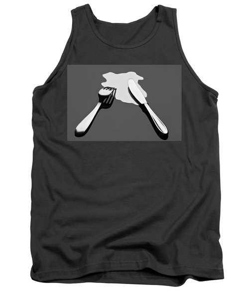Tank Top featuring the photograph Liquid Food by Gert Lavsen