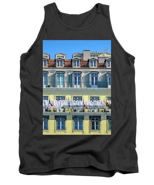 Lisbon Laundry Tank Top by Marion McCristall