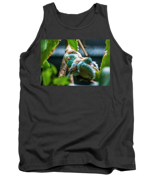 Little Birds Tank Top