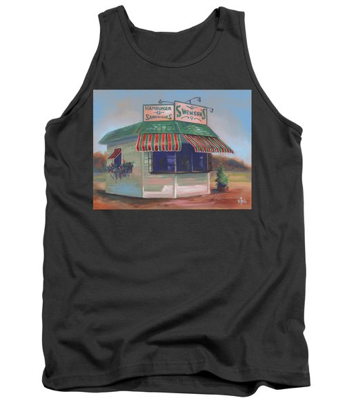 Little Drive-in On South Hawkins Ave Tank Top