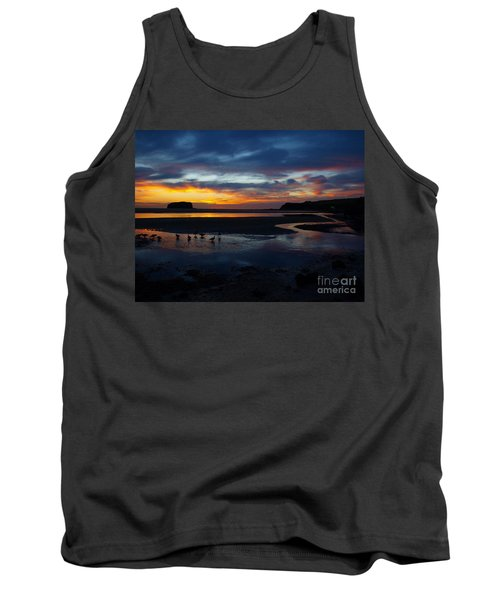 Tank Top featuring the photograph Little Ducks by Trena Mara