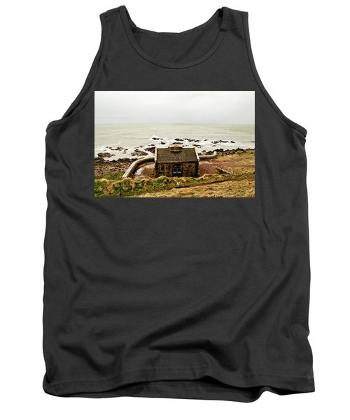 Little House At The Nigg Bay. Tank Top