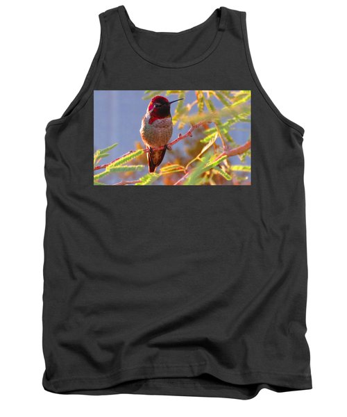 Little Jewel With Wings Second Version Tank Top