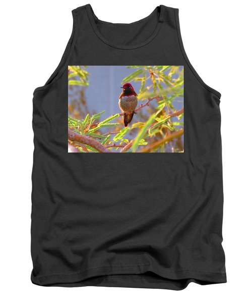 Little Jewel With Wings Third Version Tank Top
