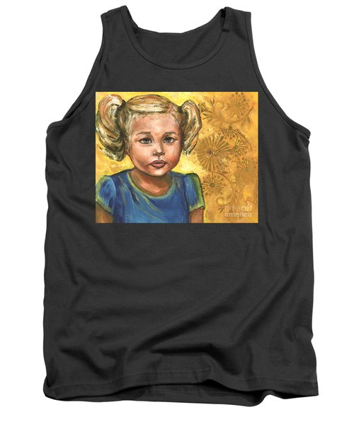 Little Miss Sunshine Tank Top
