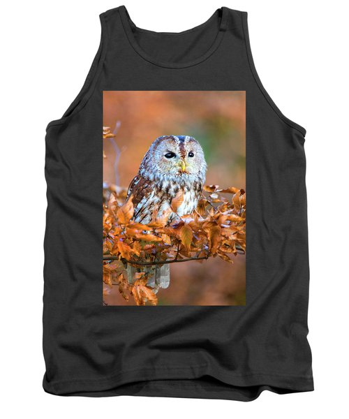 Little Owl Tank Top