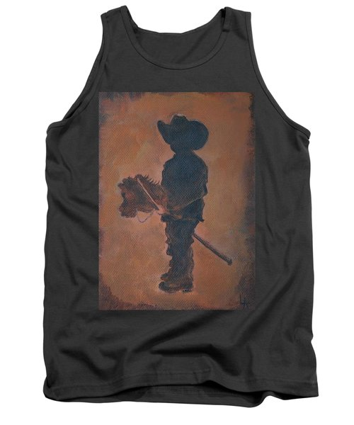 Little Rider Tank Top
