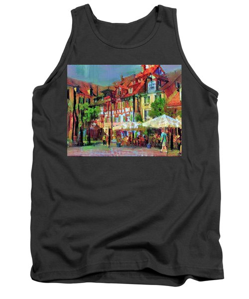 Little Town Tank Top