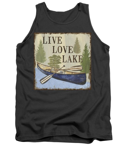 Live, Love Lake Tank Top