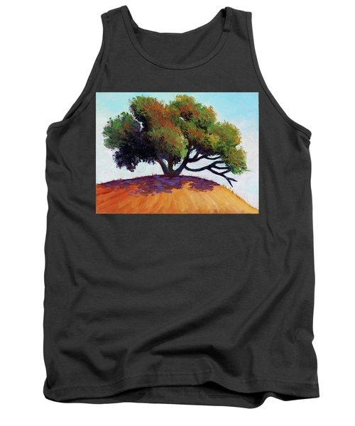 Live Oak Tree Tank Top