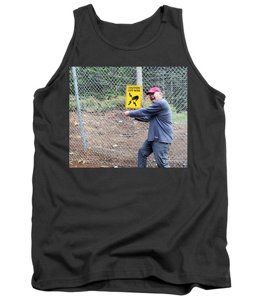 Live Wire Tank Top