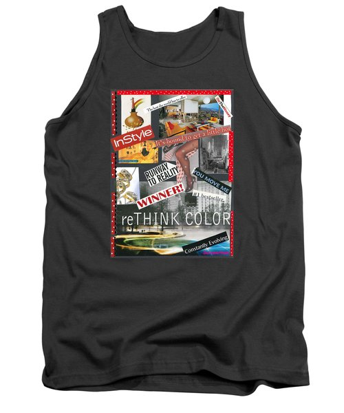 Living In Style Tank Top