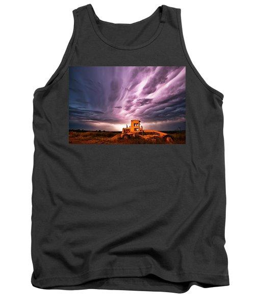 Living Sky In Nebraska Tank Top
