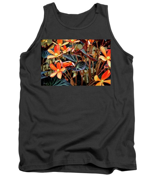 Living Tapestry Tank Top