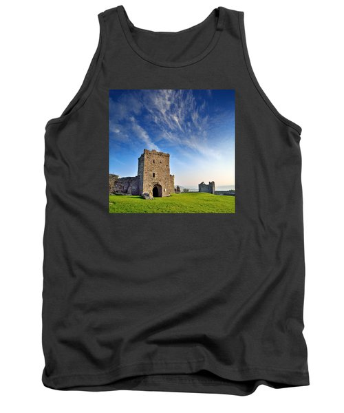 Llansteffan Castle 1 Tank Top