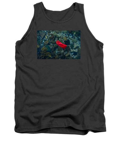 Lobster Glove Tank Top