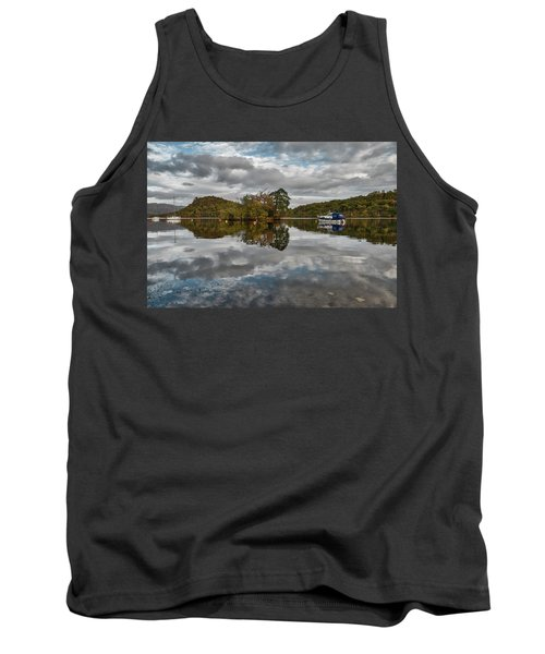 Loch Lomond At Aldochlay Tank Top
