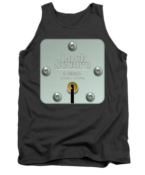 Lock Secure Tank Top