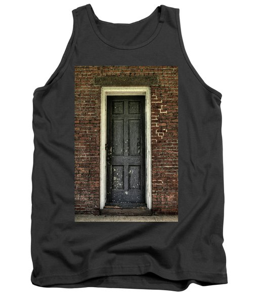 Locked Forever Tank Top by Zawhaus Photography