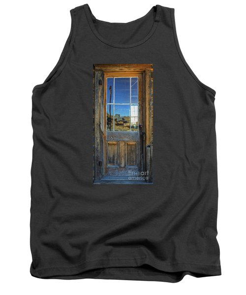 Locked Up Memories Tank Top by Mitch Shindelbower