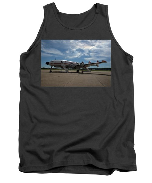 Lockheed Constellation Super G Tank Top