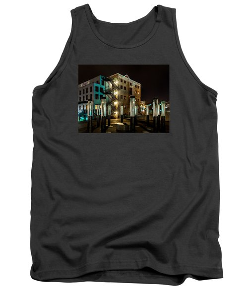 Lofts Overlooking Water Forest Tank Top
