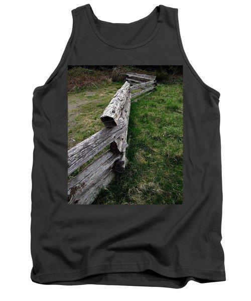 Log Fence Tank Top