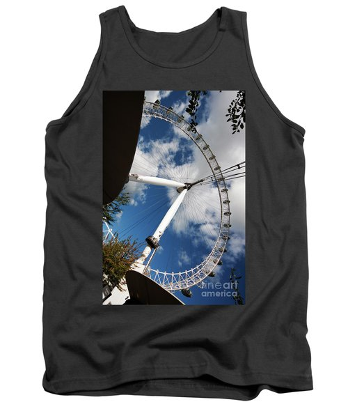 London Ferris Wheel Tank Top