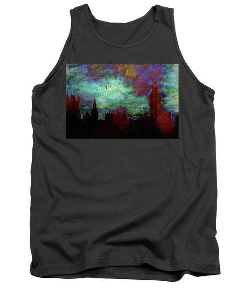 London Skyline II Tank Top