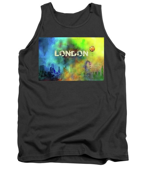 London - Skyline Tank Top