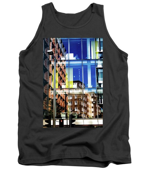 London Southwark Architecture 2 Tank Top by Judi Saunders