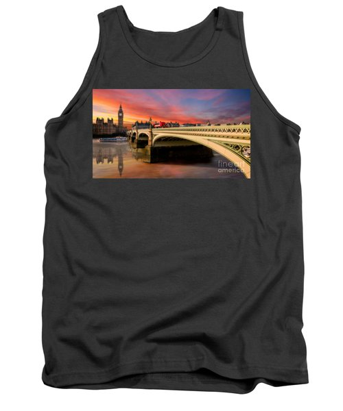London Sunset Tank Top