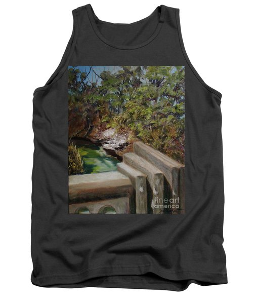 Lone Star Bridge Tank Top