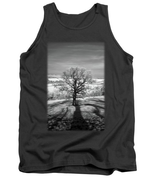 Lone Tree Over The East Somerset Railway Tank Top