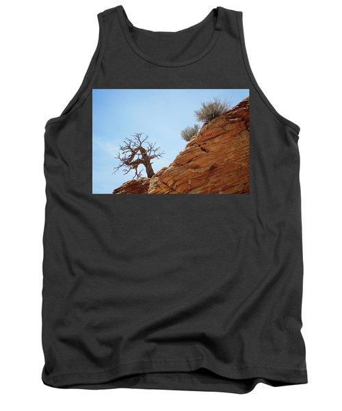 Lone Tree Tank Top