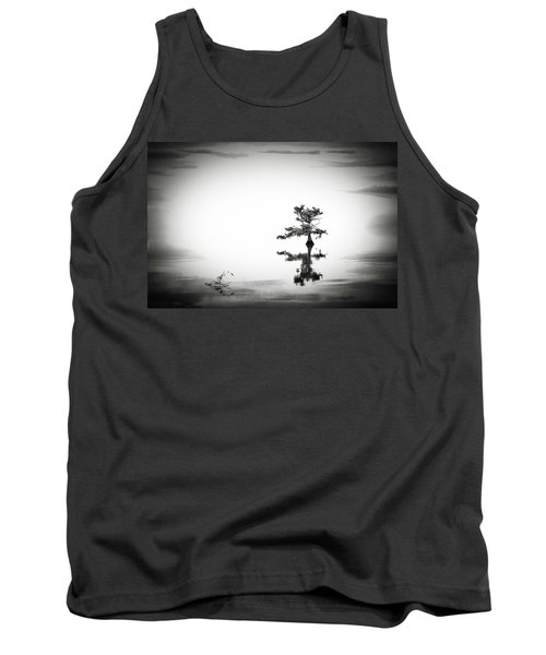 Tank Top featuring the photograph Loneliness by Eduard Moldoveanu