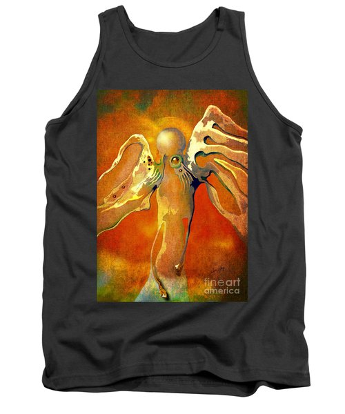Lonely Angel Tank Top