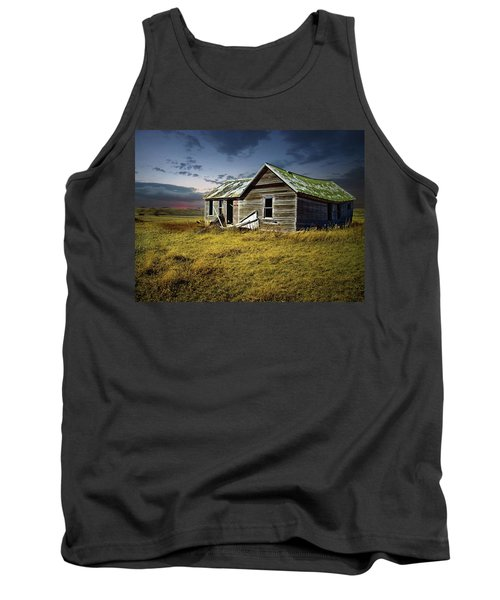 Lonely House Tank Top