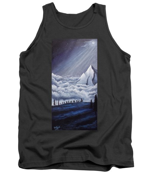 Lonely Mountain Tank Top