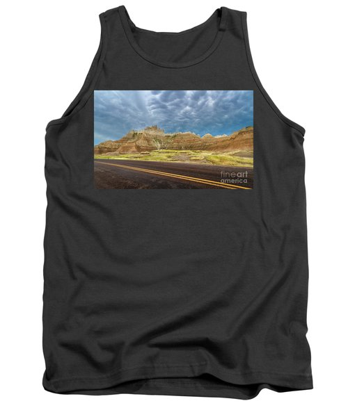 Lonesome Highway Tank Top