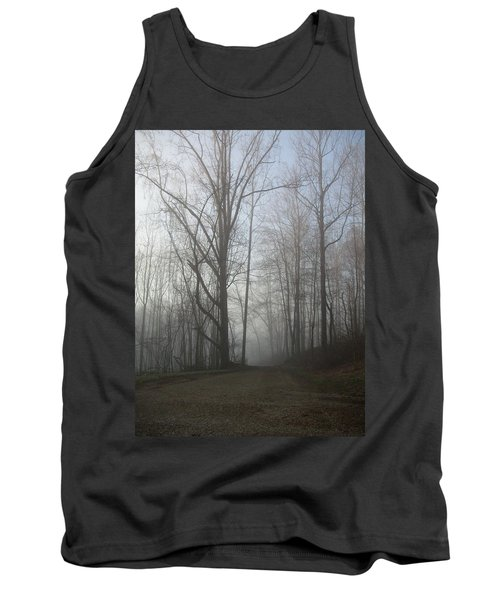 Lonesome Road Tank Top by Cynthia Lassiter