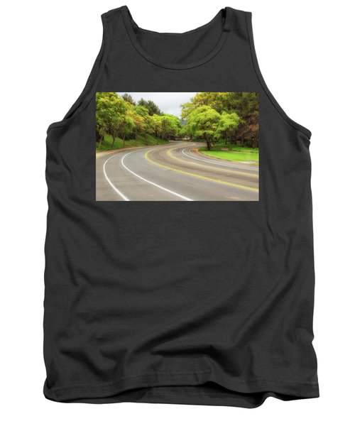 Long And Winding Road Tank Top