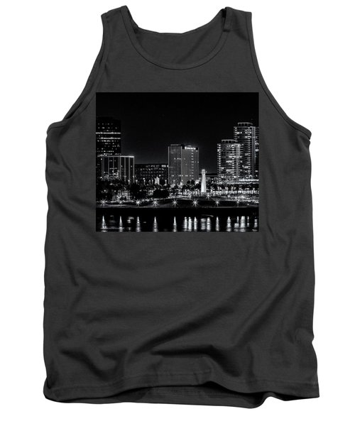 Long Beaach A Chip In Time Tank Top