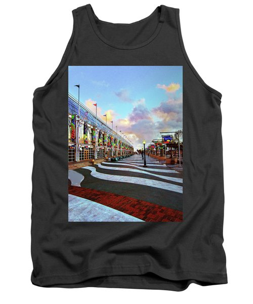 Long Beach Convention Center Tank Top
