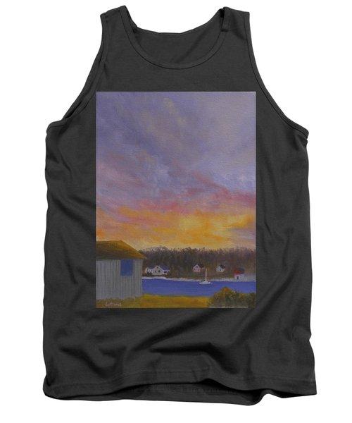 Long Cove Sunrise Tank Top