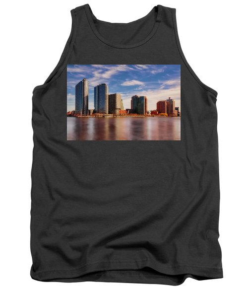 Tank Top featuring the photograph Long Island City Skyline Nyc by Susan Candelario