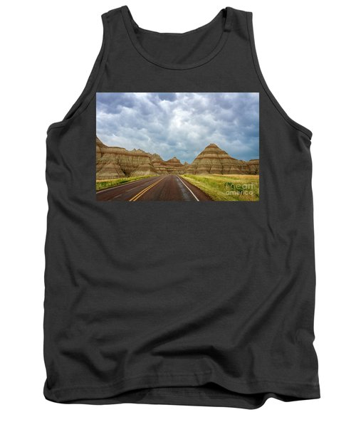 Long Lonesome Highway Tank Top