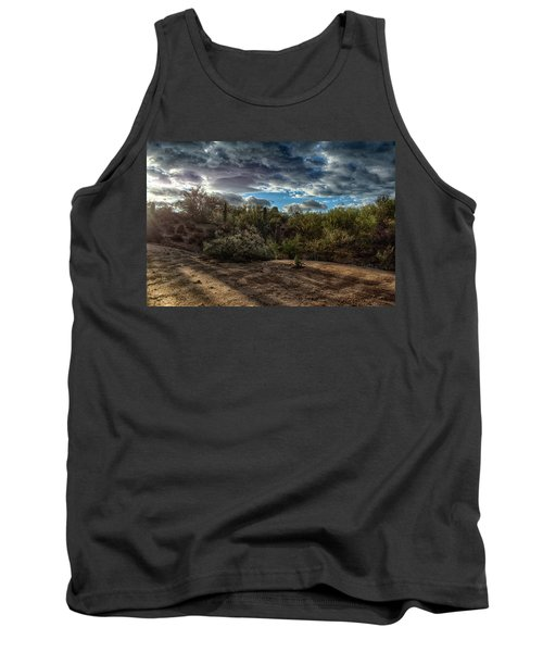 Long Shadows Tank Top