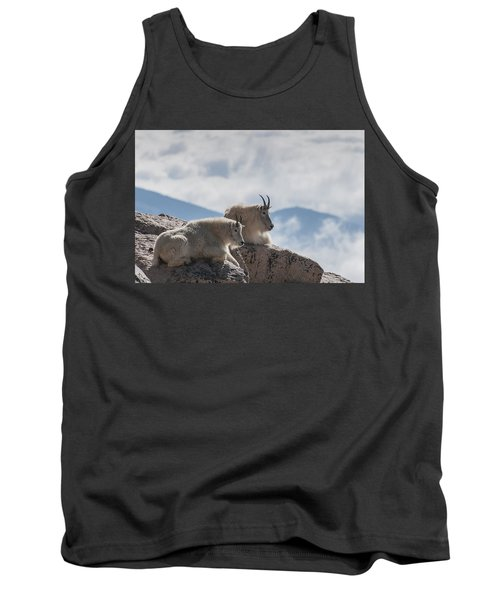 Looking Down On The World Tank Top