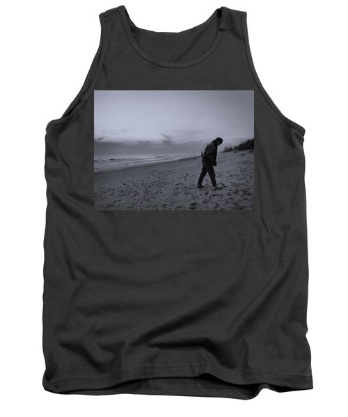 Looking For A Smooth Stone  Tank Top